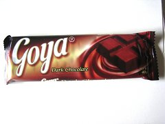 Goya Dark Chocolate