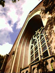 Ellinwood Malate Church facade